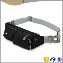 Unisx Sport Waist Running Belt Fanny Pack Wholesale Waist Tool Bag Cycling Custom Travel Man Shoulder Leather Nurse Waist Bag