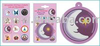 Moon & Star Car Home Paper Hanging Air Freshener