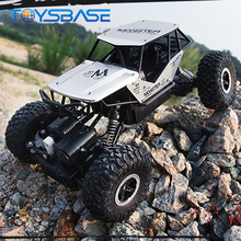 De alta velocidad del coche de RC | Alloy Drift Car Toy 4WD High Speed Rc Rock Climbing Car