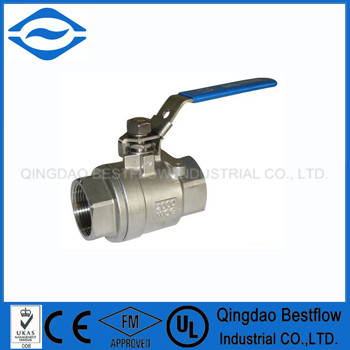 Threaded ends ss ball valves