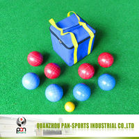 Resin Boccia Ball Set