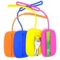 BPA Free Wholesale Custom Silicone Key Case