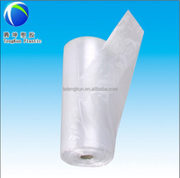 Black HDPE/LDPE garbage refuse trash bin liner plastic bags on roll,Customized plastic garbage bag colorful refuse bag
