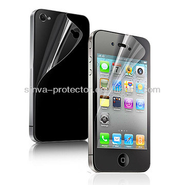 Ultra High Clear Crystal Transparent HD Anti-Scratch Liquid Screen Protector For iPhone4 New Model At Factory Price