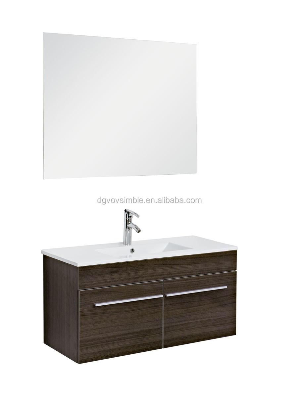 Used bathroom vanity cabinets waterproof cabinet for for Waterproof bathroom cabinets