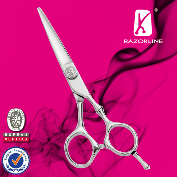 Razorline CK23 SUS440C Barber Hairdressing Scissors