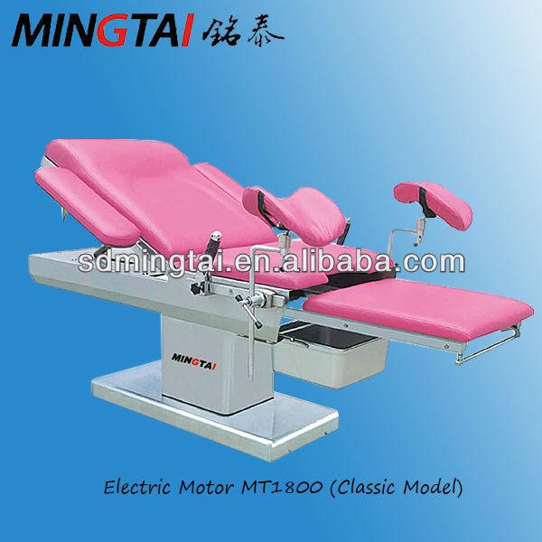 Surgical apparatus gynecological obstetric table/modern medical devices