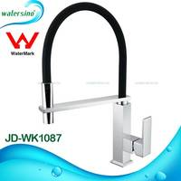 The best deck single lever brass kitchen mixer taps