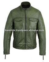 High Quality Winter Fashion Man Leather Jacket