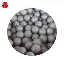 Power Station Cement Plant Quenching Tempering Mining Forged Steel Ball