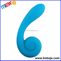 4 speed all-rounded rotating silicone electrical vibrating butt plug