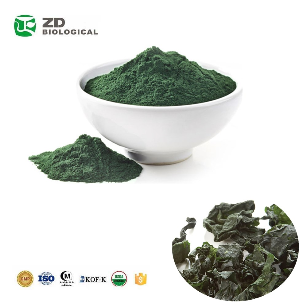 Factory price100% pure spirulina powder and organic spirulina cyanobacteria