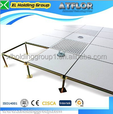 cheap Steel access floor system for control room