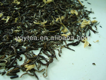 tea, jasmine orange pekoe, green tea