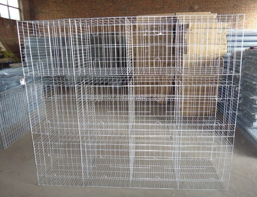 High Quality Cheap Industrial Pigeon Cage
