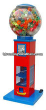 Spiral vending machine, bouncing ball vending machine, bounce ball vending mchine