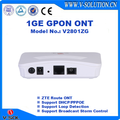 10/100/1000Mbps 1GE GPON ONT/ONU FTTH Optical Network Routing Wireless ONU