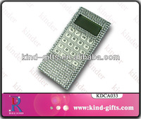 Huge Rhinestone Calculators For Promotion Gifts