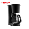 2017 Anti-drip system big capacity 1.5L 10-12 cup coffee maker