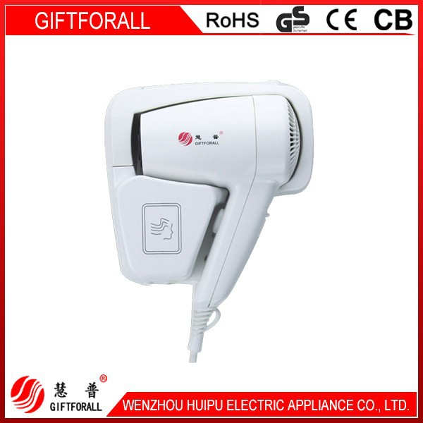 DC motor 1200W CE//RoHS/CB/GS/CCC Rechargeable Cordless Hair Dryer