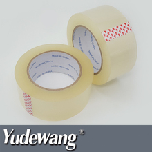 density clear packing bopp film eco packaging tape