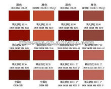 bayferrox iron red 120 synthetic inorganic pigment iron oxide red 101 110 120 129 130 140 160 180 190 230 4130 4130M 110M Y101