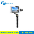 FY G4PLUS 3 aixs gimbal handheld gimbal for smartphone cellphone iphone 4/5/6 plus