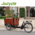piaggio cargo tricycle with front or rear box