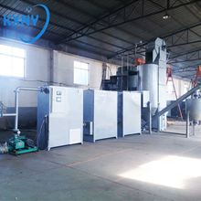 wood pellet biomass electric generator gasifier for gas energy