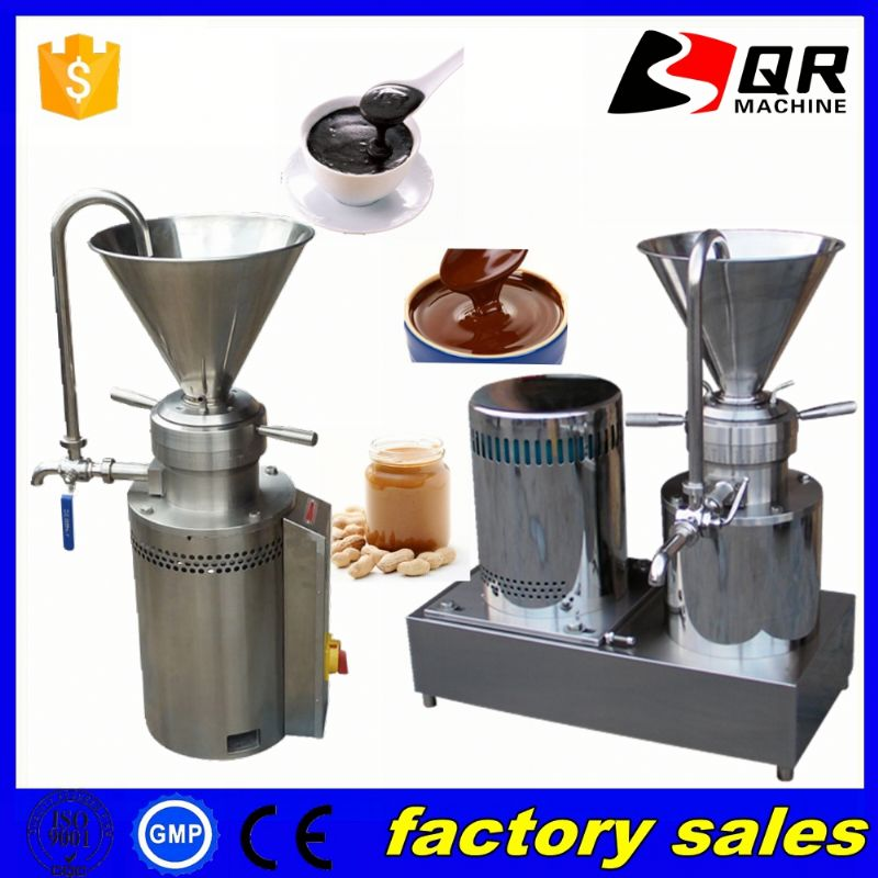 stainless steel bone grinder machine,small colloid mill,peanut butter grinder