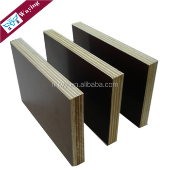 Construction & Real Estate Black Film Faced Plywood/Concrete Formwork Made In China