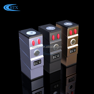 2017 hottest New arrival electronic cigarette 0.5ohm ecig mod mini e cigarette 50 box mod