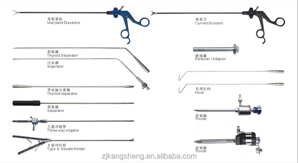 endoscopic surgical instruments/medical product/laparoscopic surgery instruments for thyroid operating