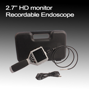 WITSON wireless borescope endoscope inspection camera,1m fixed cable length(W3-CMP3816W)