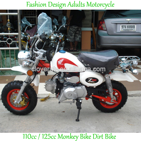 Chinese Cheap Sport Motorcycle 110CC Monkey Bike for Sales