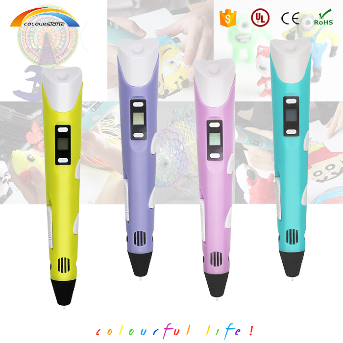 Factory direct supply 3d printing toys 3d magic pen 3d printing pen machine