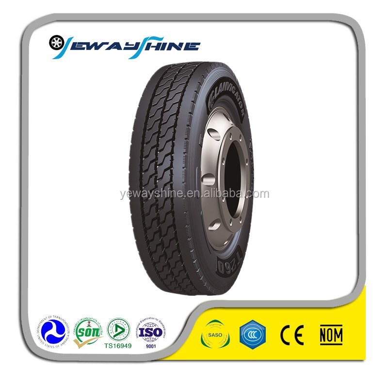 FACTORY SUPPLIER HOT SALE RADIAL TRUCK AND BUS TIRES 385/65R22.5