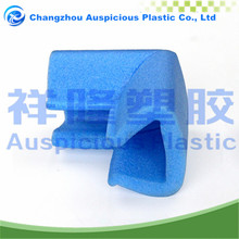 plastic pe foam baby safety corner guards / corner protector