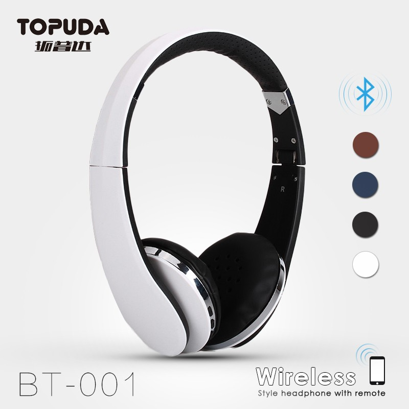 Headphone direct from manufacturer v4.0 bluetooth stereo headphone wireless stereo headphones
