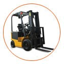 High Quality 3 Tons Diesel Manual Forklift Trucks