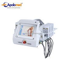 Portable lipo slimming laser machine for home use for cellulite removal