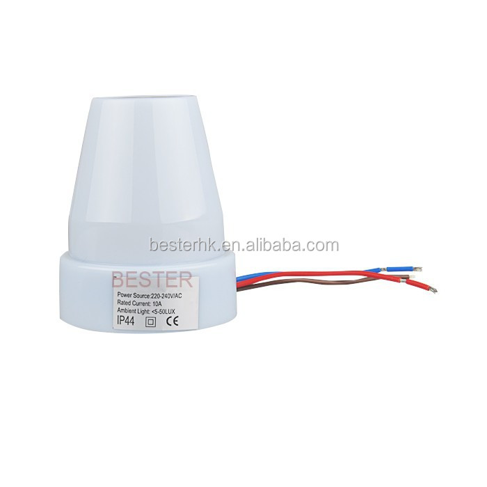 Automatic daylight motion sensor detector,waterproof occupancy induction sensor,light control sensor switch BS302