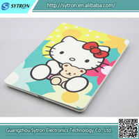 High Quality Wholesale Hello Kitty Leather Case Cover For Ipad Air