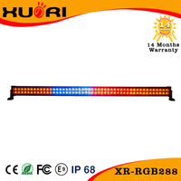 "Auto spare parts !Strobe Emergency Warning Magnetic Led Light with Waterproof IP67 bar 50"" High Power Amber lights bar"