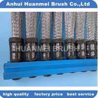 Airport Runway Sweeper Brush Cleaning Equipment
