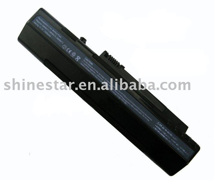 high capacity laptop battery OEM notebook battery replacement for Acer Aspire One Series A110L A150L A150X