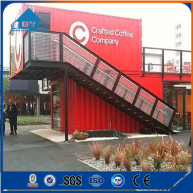 Prefab Houses China Container House Coffee Kiosk