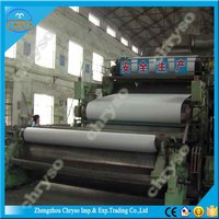 1575 Type Recycled Paper Making Machine To Produce A4 Paper