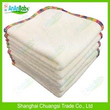 2017 New Reusable Bamboo Baby Wipe Soft Baby Cloth Wipes