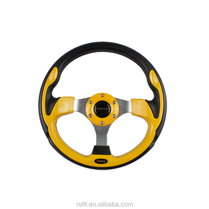 Wholesale Classic Customized Universal alloy steering wheel